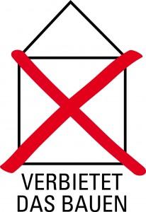 Bauverbot Logo